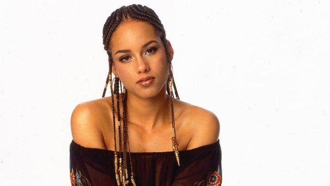 Happy Birthday-Alicia Keys