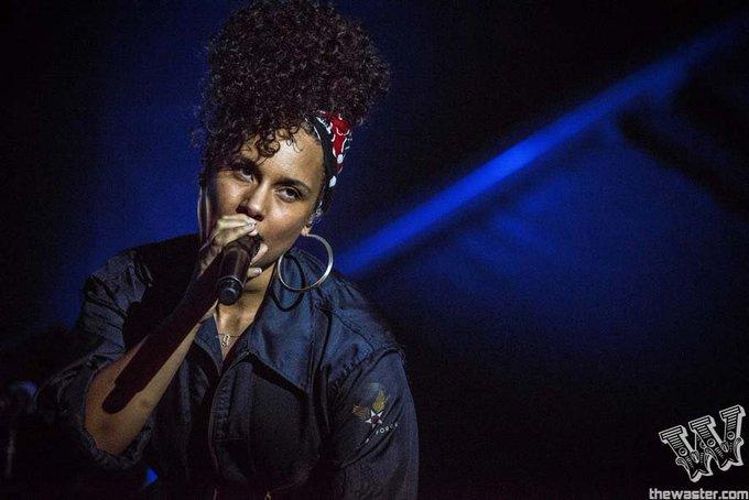 Happy Birthday to Alicia Keys! (Photo: Jeremy Gordon)