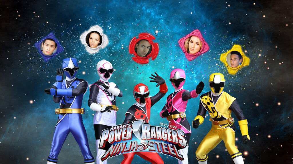 Power Rangers Ninja Steel is the 24th season of Power Rangers The series is based on Shuriken Sentai Ninninger Power Rangers Ninja Steel was trademarked by Saban