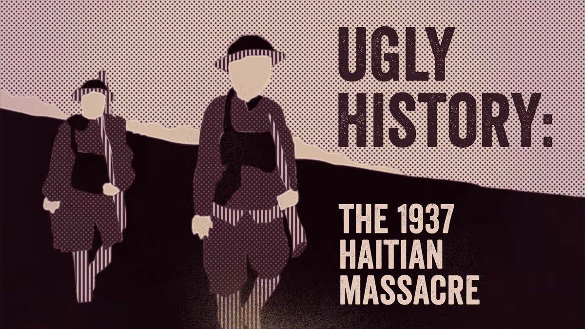 haitian massacre