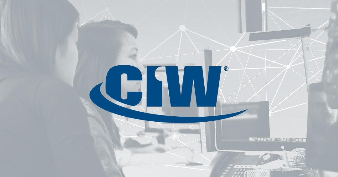 Ciw Certification On Twitter What Sets Us Apart Industry
