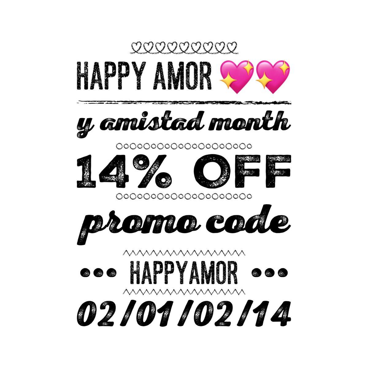 Amor-Promo-Code