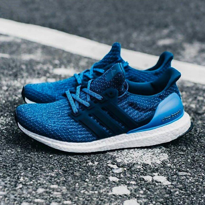 adidas Ultra Boost 3.0 'Petrol Blue' on