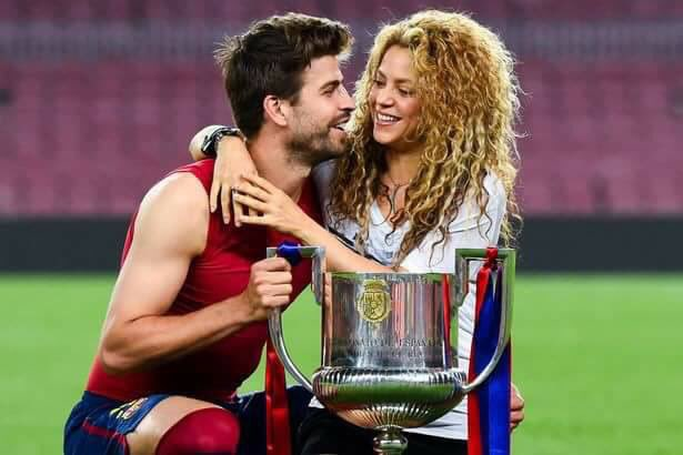Happy birthday shakira and piqué