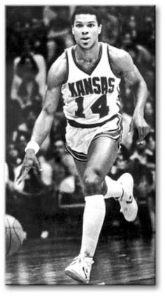 Fun Fact: Legendary Jayhawks Darnell Valentine And Lynette Woodard Grew Up  In The Same Wichita Neighborhood Shooting Hoops In The Same Park.
