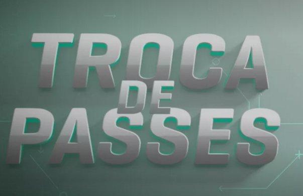 #TrocadePasses está no ar! Liga lá no @Sportv!