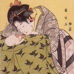昔から変わらぬ習性!猫は江戸時代の炬燵で既に丸くなっている!