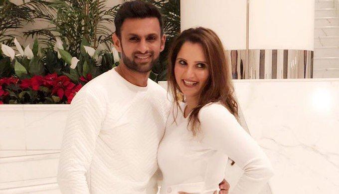 Cuteness alert: Sania Mirza wishes happy birthday to Shoaib Malik | Sports