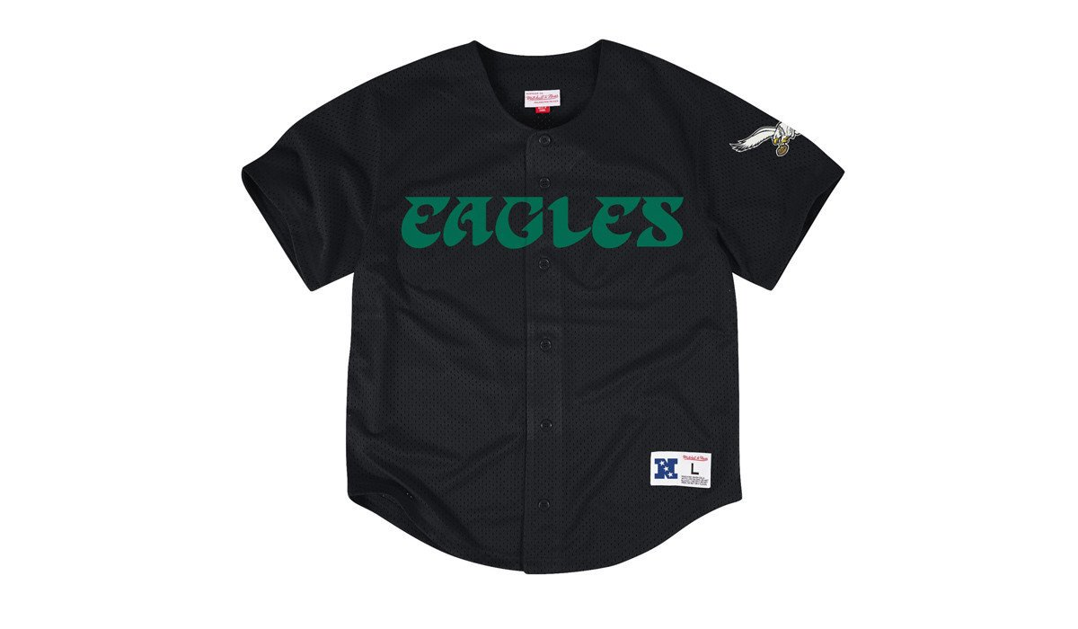 769d51ca Mitchell & Ness 50% OFF with promo code: WINTER50 (more styles at the link) Shop  now: https://goo.gl/zURceE pic.twitter.com/uljomI5BiD