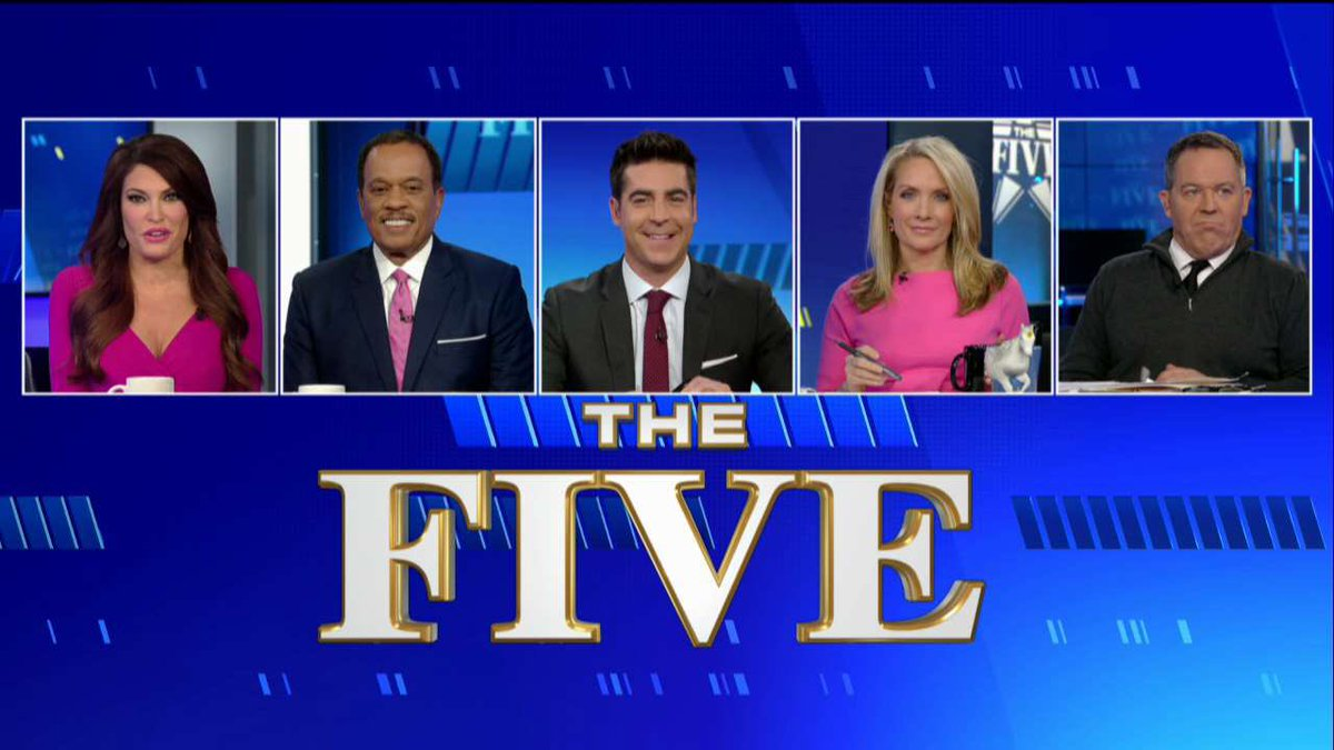 Never miss an episode of #thefive! The full show will be available On Demand in a few hours! You can watch it on your computer, on the Fox News app or on Roku, Apple TV or at https://t.co/ZyaUirYFRw! Login with your TV provider username, password and click on 'The Five'