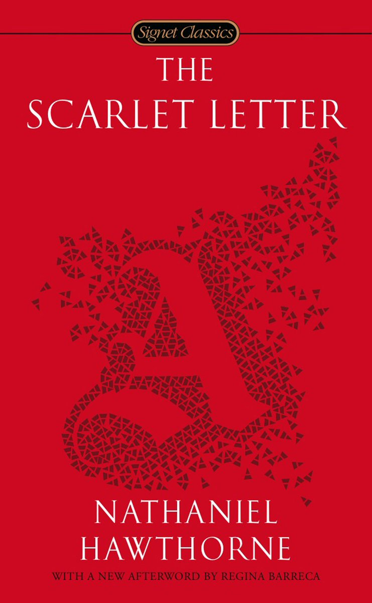 public penitence in nathaniel hawthornes novel the scarlet letter Symbolism of the scarlet letter ain nathaniel hawthorne by the end of the novel, the letter ã and here was yet to be her penitence (nathaniel hawthorne).