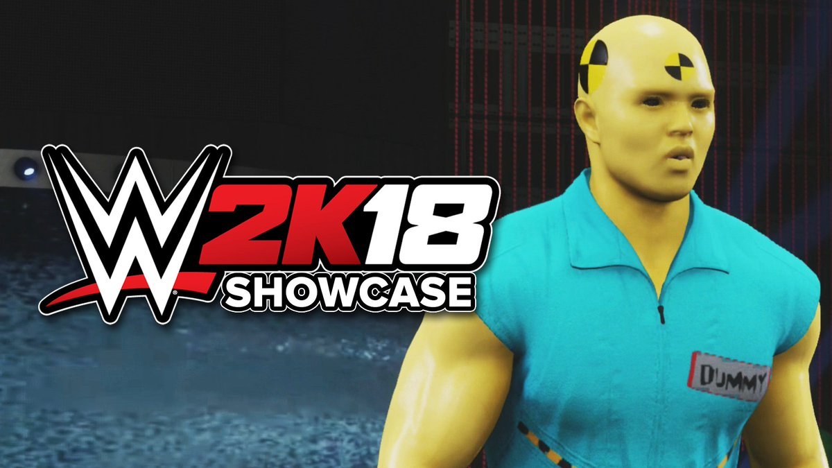 Cyberfamday On Twitter No Matter How Many Times He Clones Himself Originally Posted By Crash Test Dummy There Is Only One Original And Making His Showcase In Wwe2k18 Itsmyyard Link Https Youtubecom Watchvd4wc6vhf0vc