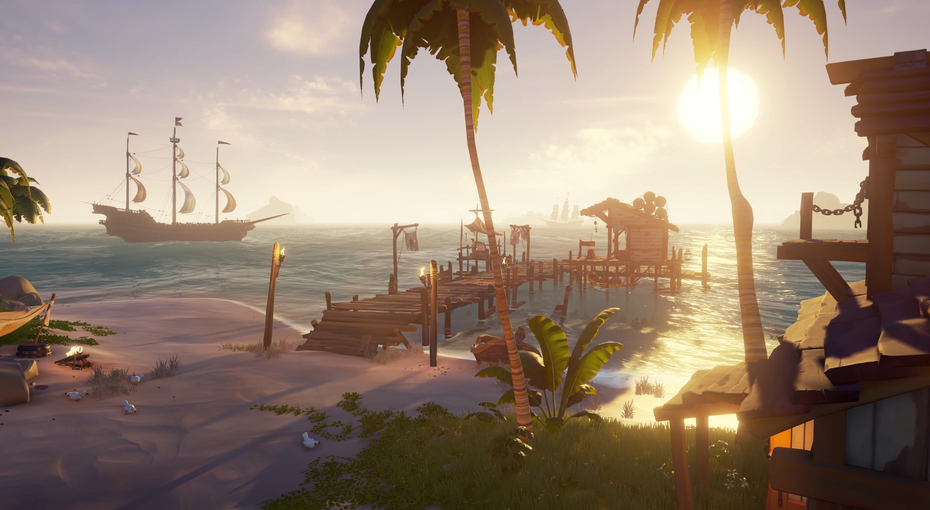 """Sea of Thieves on Twitter: """"Update: we're extending the # ..."""
