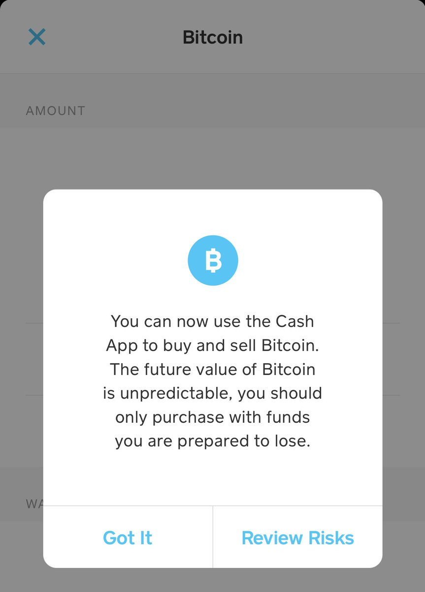 Ledger terminal on twitter nice square cash app now has bitcoin square cash app now has bitcoin buying for everybody i guess just checked my app ccuart Image collections