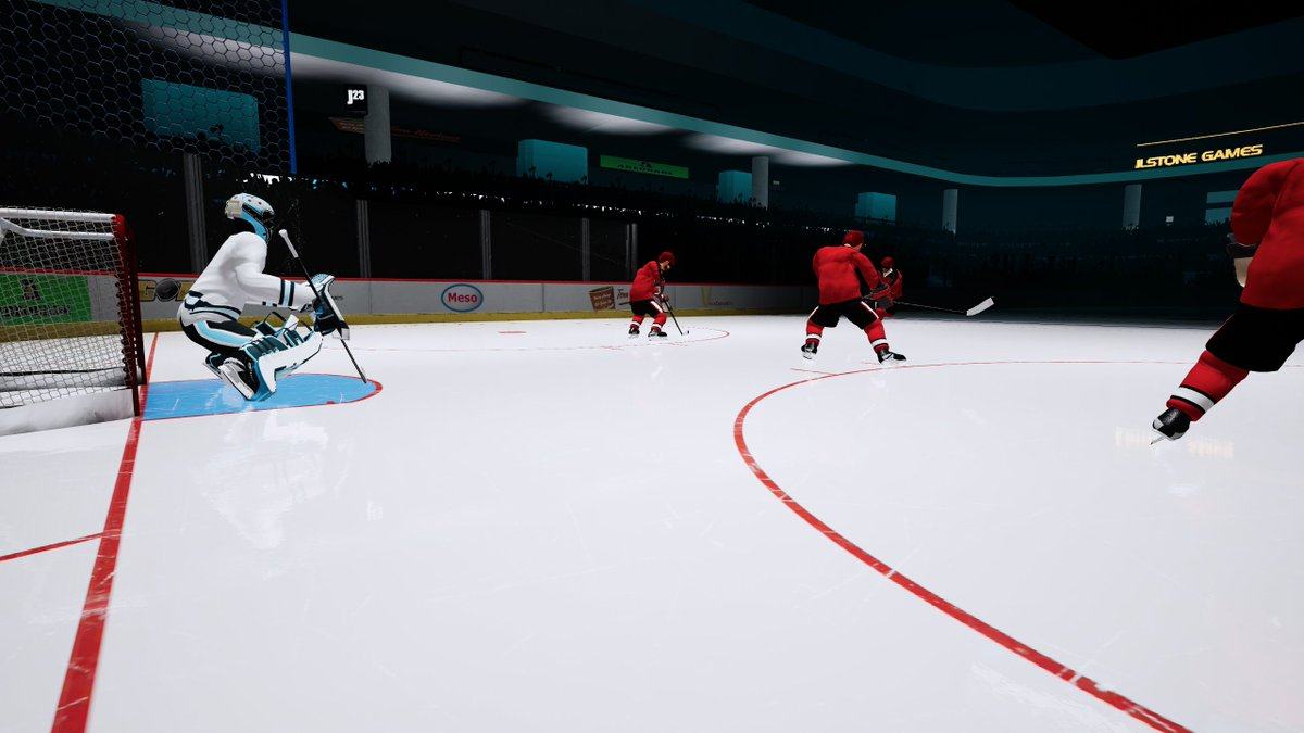 Goalie Vr On Twitter This Goalie Is Going Down Into Butterfly