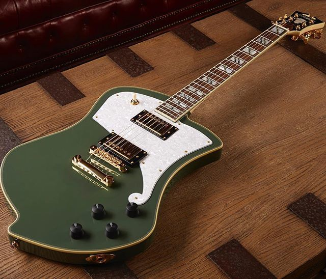 d angelico guitars on twitter introducing the deluxe ludlow a