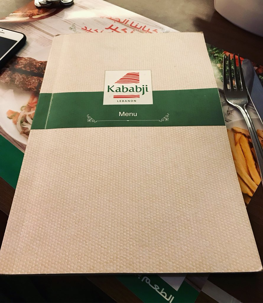 Simple celebration of my birthday with my family at Kababji Miral Mall Kuwait! We enjoyed our dining experience as the food was very delicious and the staff members were very kind and attentive. Thank you @Kababji_kuwait @KababjiLeb @KababjiUAE https://t.co/QNNlyXQs0e