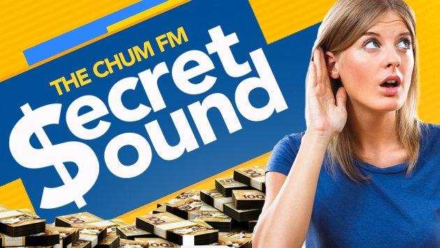 chum fm secret sound