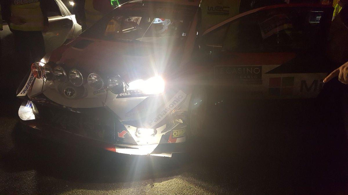 Rally Montecarlo 2018 - Página 2 DUaoQ8MX0AIykqb