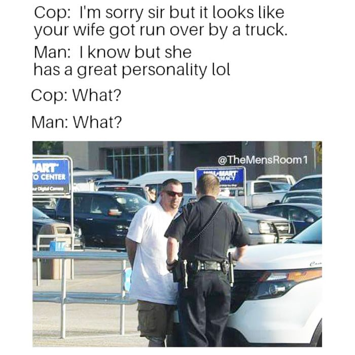 Dating a cop personality