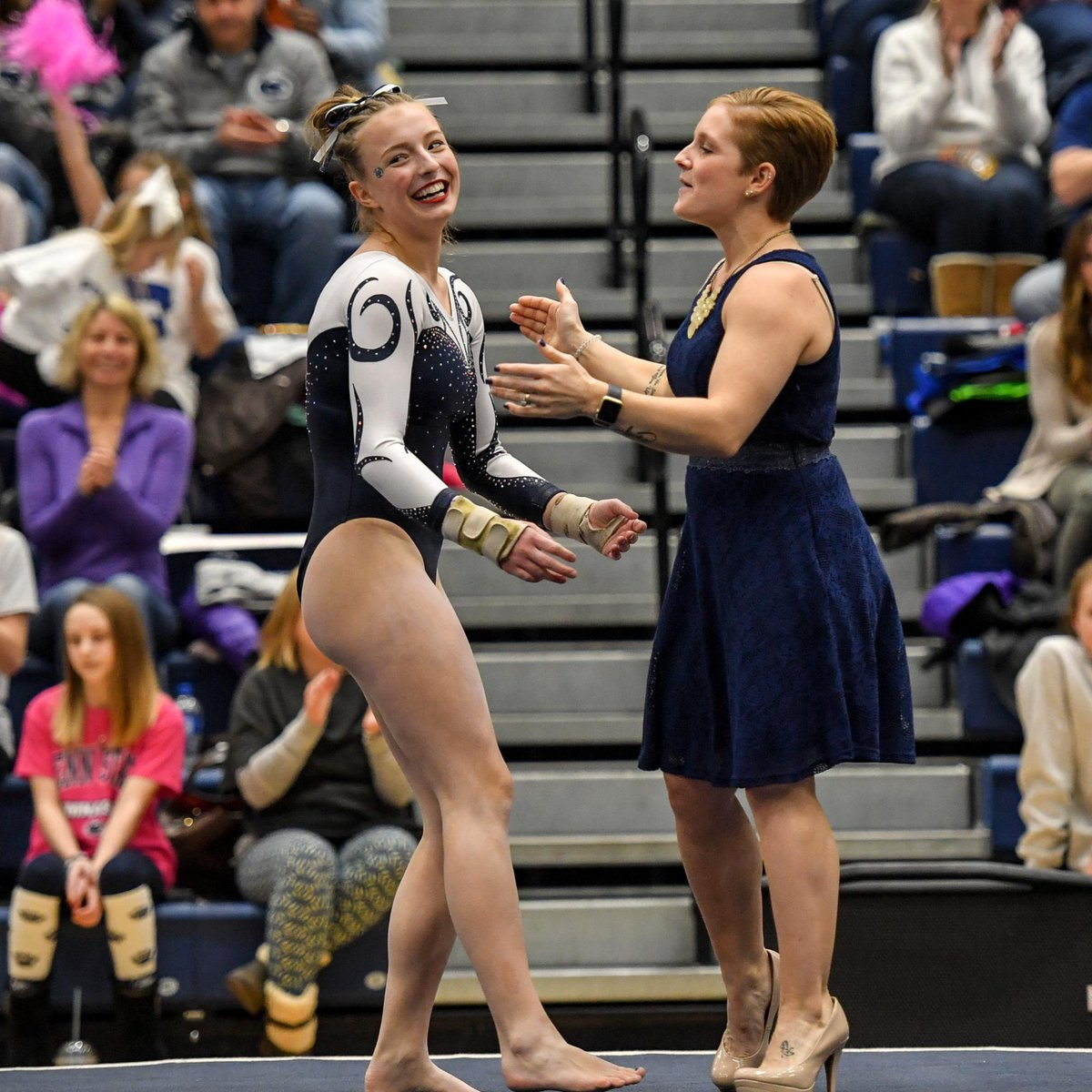 Penn State Womens Gymnastics On Twitter At 88shire Recaps Maryland