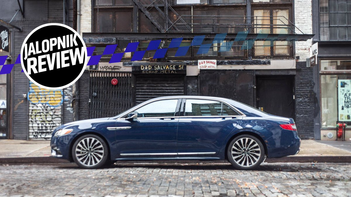 Lincoln Continental Latest News Breaking Headlines And