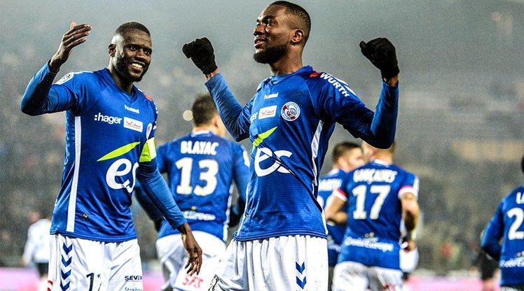 Video: Strasbourg vs Lille
