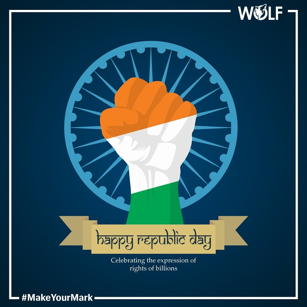 While Rajpath goes live with the parade of the forces, take pride in being an Indian. #indian #republicdayindia #riseofwolff #Beardlife #beardwarriors #beardlove #beingaman #26januarypic.twitter.com/VAhH2V131B