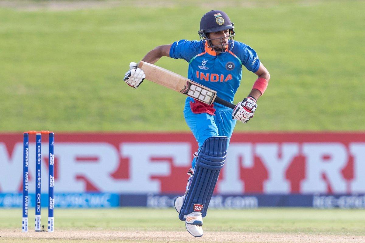 ICC U-19 World Cup 2018: India Thrash Bangladesh to Qualify for the Semis 1