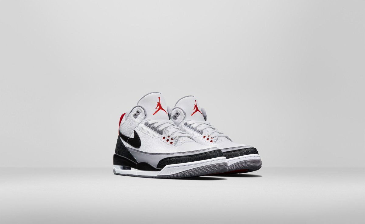 1e2e9eea0f63c1 Kicks Deals Canada  KicksDealsCA. First official look at the Air Jordan 3  ...