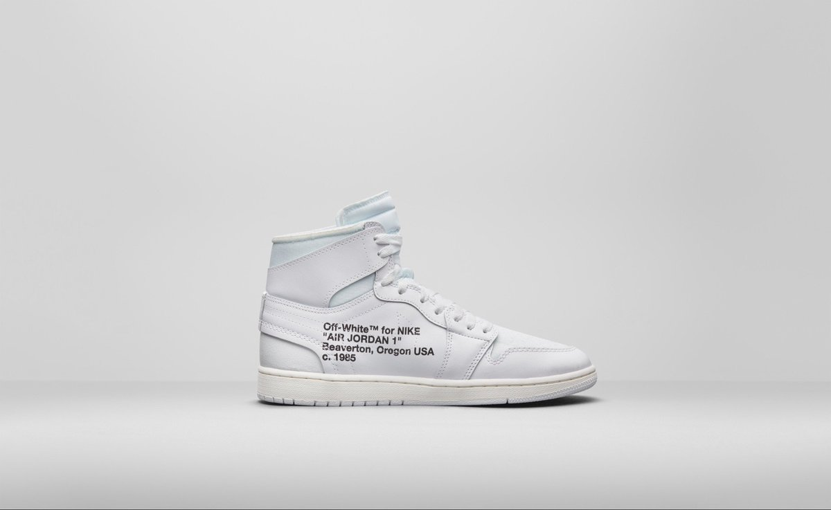 Kicks Deals Canada  KicksDealsCA. Official photos of the Air Jordan 1 Retro  x Off-White NRG ... 6766f3c1f