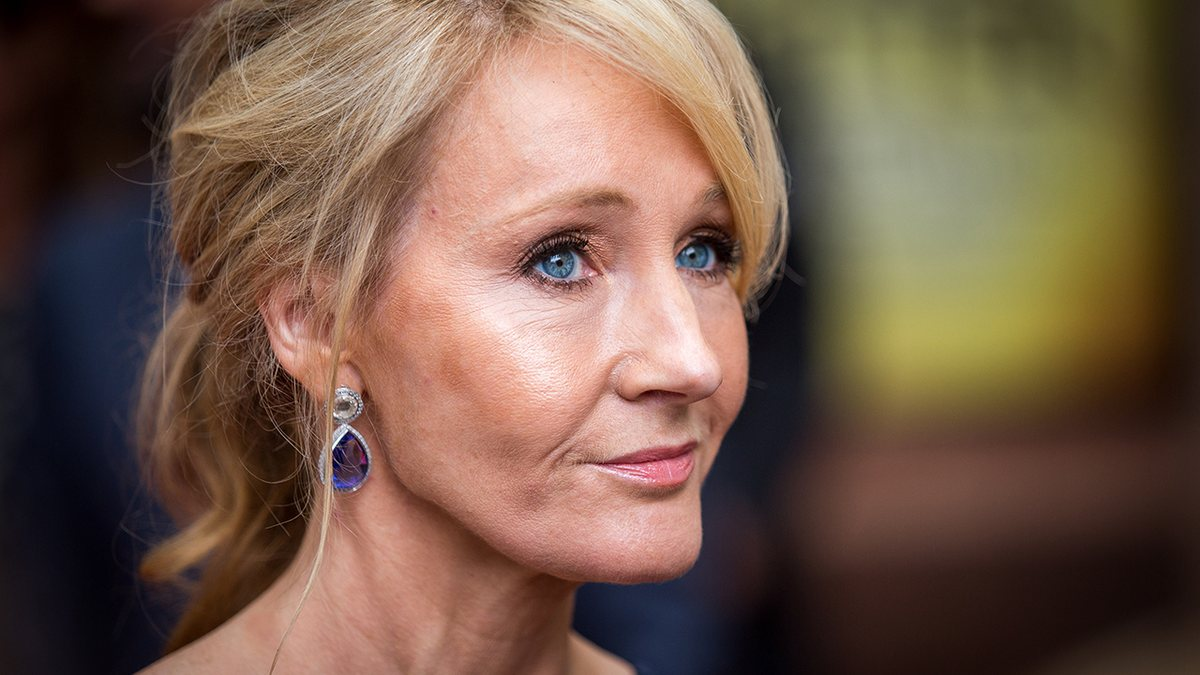 Not Messing Around: J.K. Rowling Just Threatened To Write A Short Story Where Harry Potter Drowns In A Septic Tank At Woodstock '99 If Fans Don't Do Something Big For Her Birthday https://t.co/hh82VPOEV7