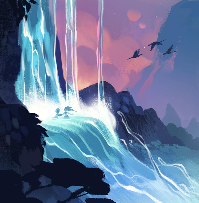time cascade
