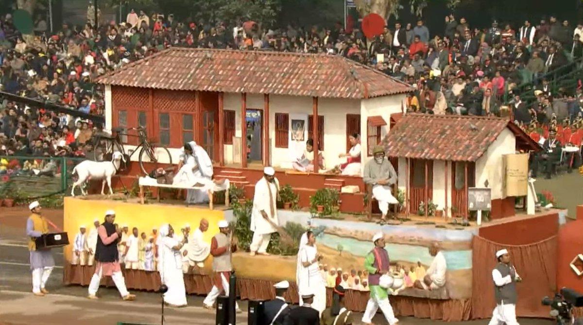 Gujarat in Republic Day parade