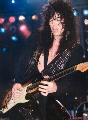 Happy 57th Birthday To Tom Keifer - Cinderella.