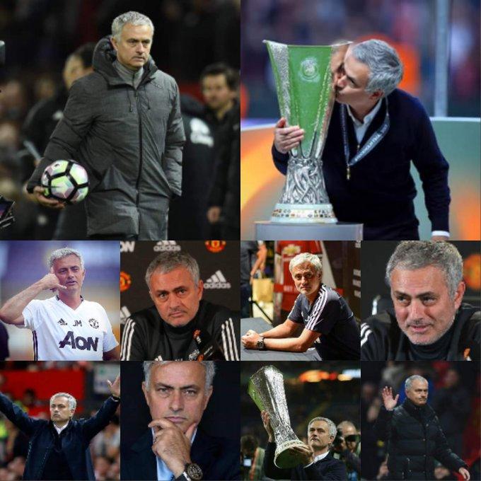 Happy 55th birthday to the lovely Jose Mourinho