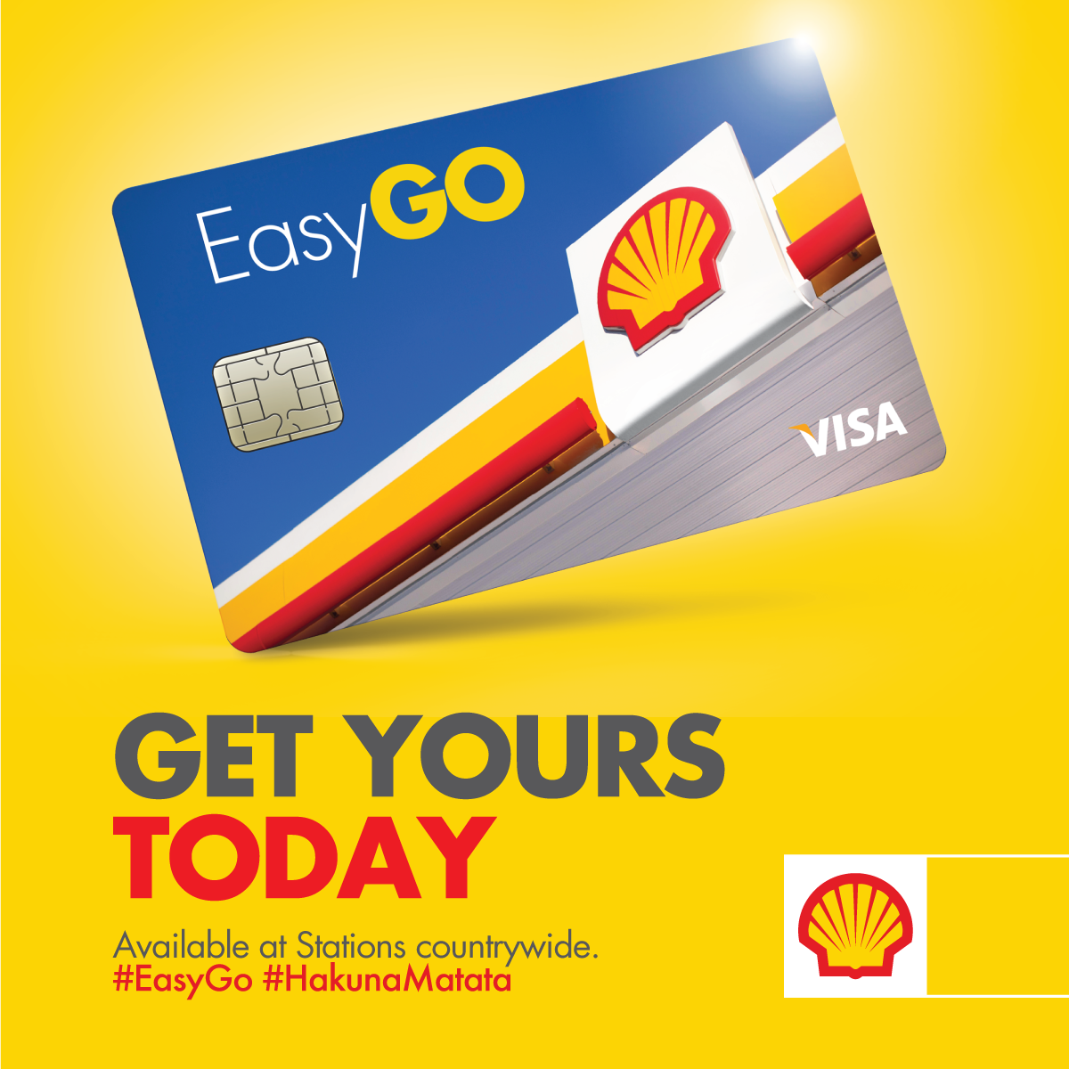 Image result for easy go card shell uganda