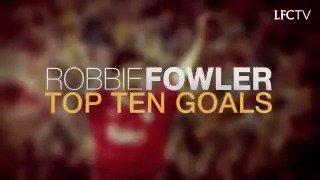 Happy Birthday Robbie Fowler