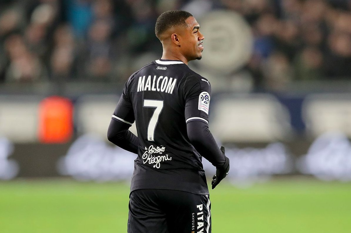 Hotspur Related On Twitter Bordeaux Winger Malcom Travelled To London Last Week With His Agents To Discuss A Potential Thfc Move With Mauricio Pochettino And Daniel Levy Alves Marcus Https T Co Zickehumqf