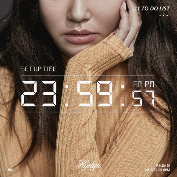 """Hyorin (Sistar) >> Single """"HYOLYN SET UP TIME #1 (To Do List)"""" - Página 9 DUdNqmoWsAAcJQo"""