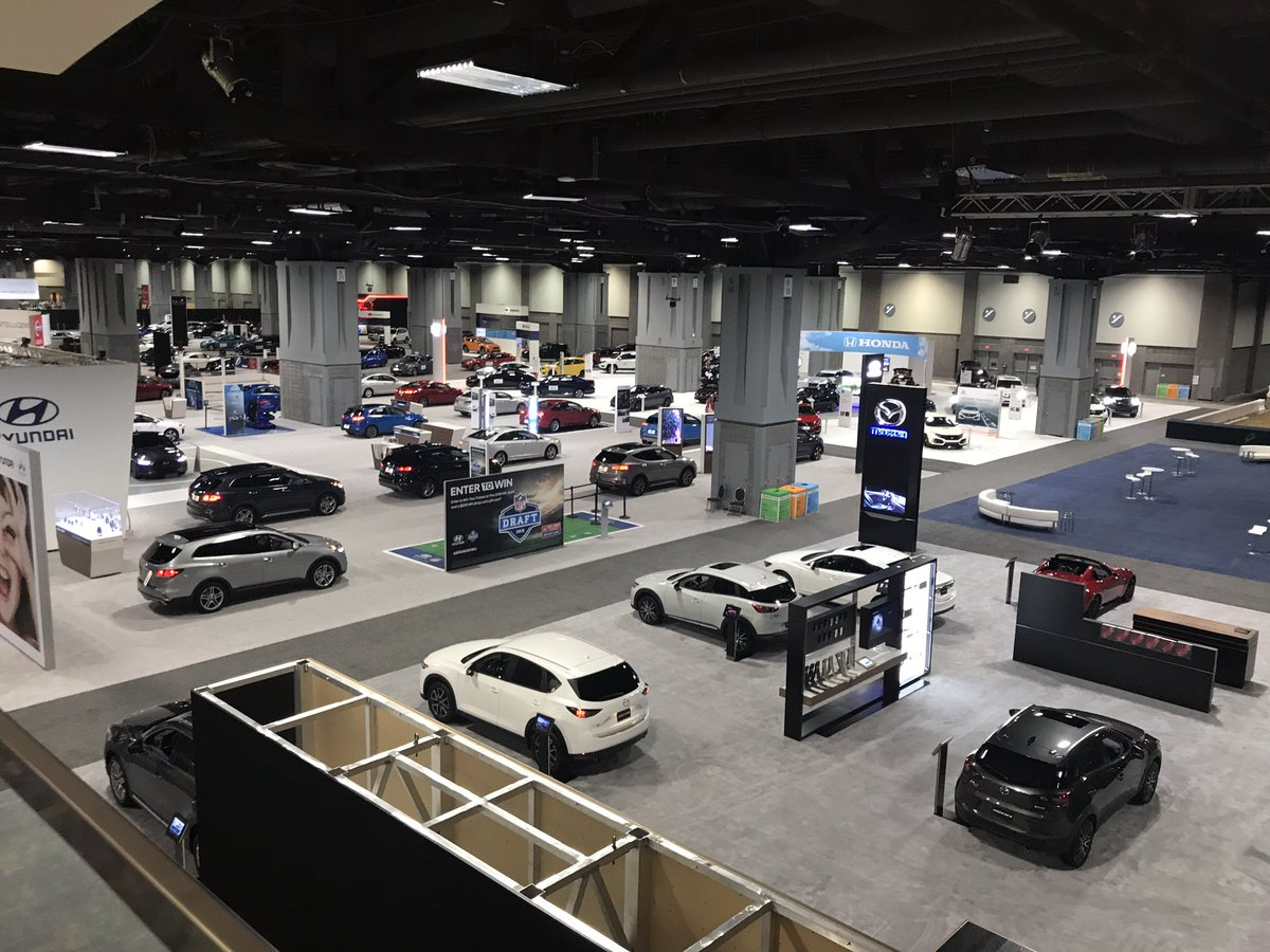 Washington Auto Show On Twitter Its Opening Day And We Are Ready - Washington car show discount tickets