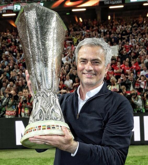 Happy 55th Birthday, Jose Mourinho!