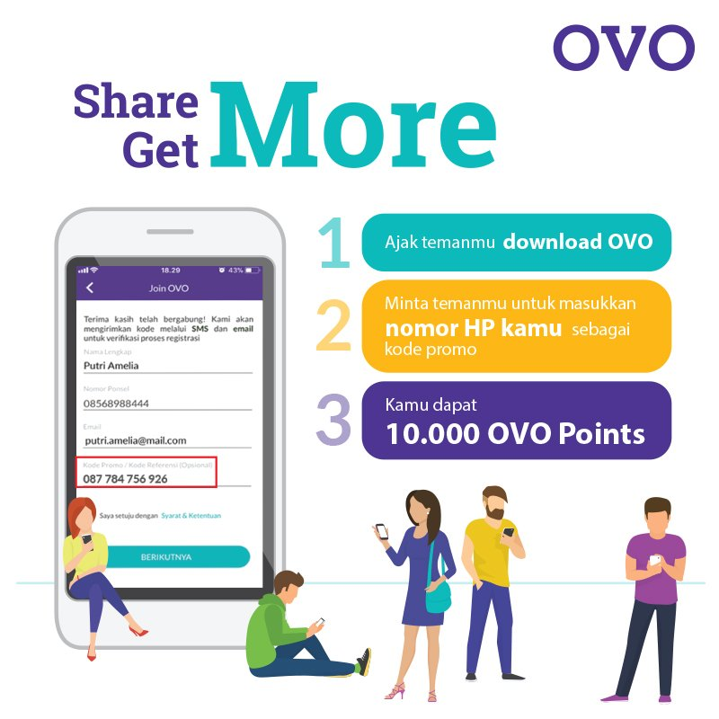 OVO - Payment & Points on Twitter: