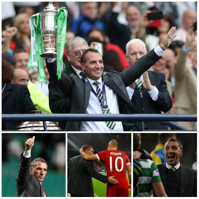 Happy Birthday, Brendan Rodgers!