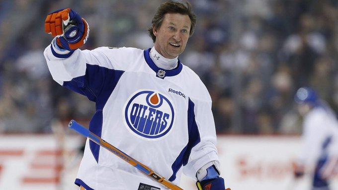 Happy Birthday, Wayne Gretzky!