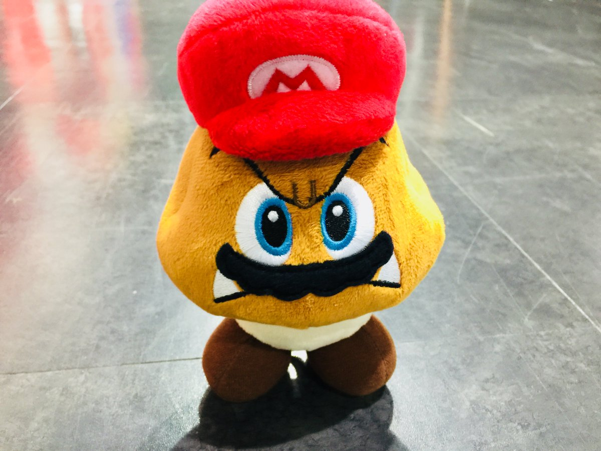 Nintendo Goomba Toys N Joys : Jakks pacific on twitter quot goooooomba morning have a