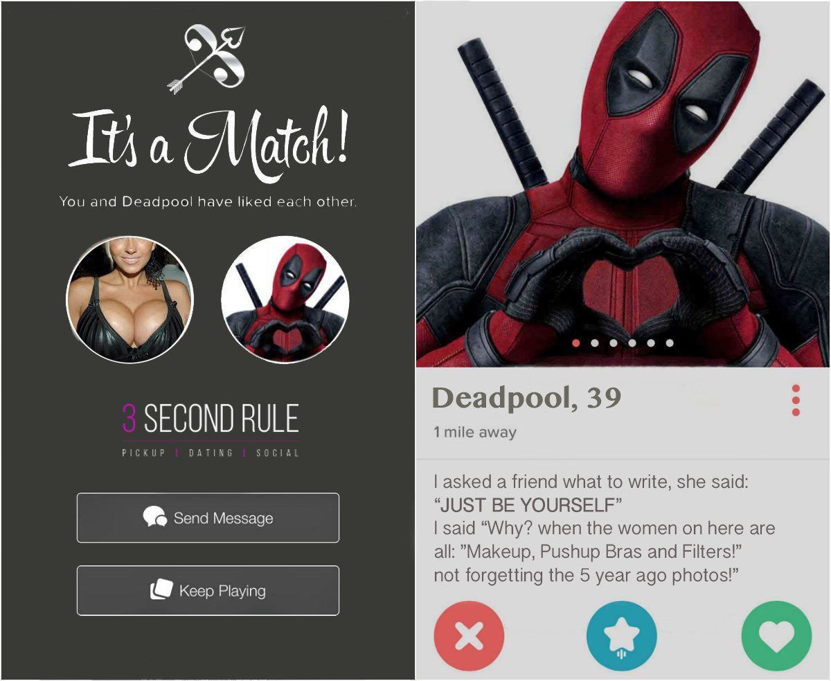 dating deadpool knock shrine matchmaking