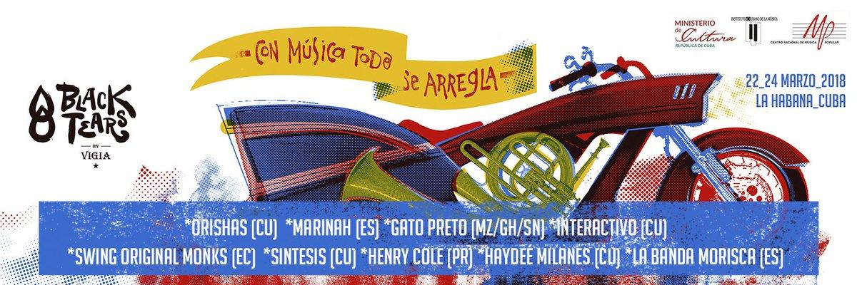 Das Havana Music World Festival 2018 öffnet seine Tore