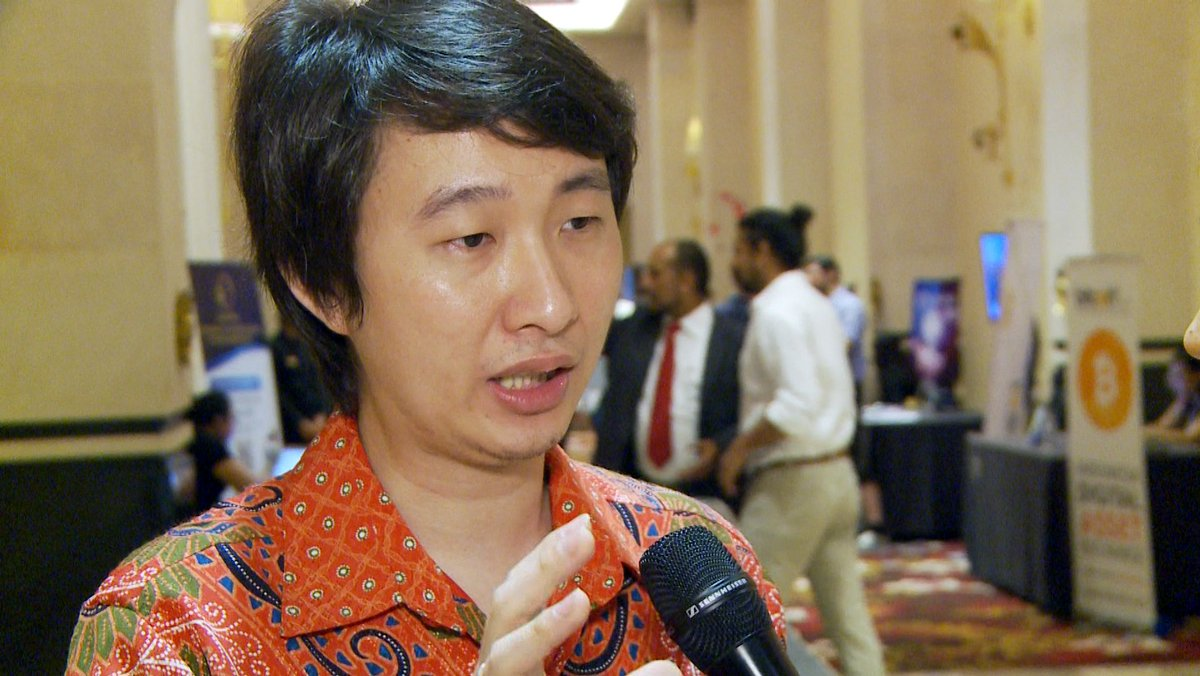 ceo bitcoin indonesia