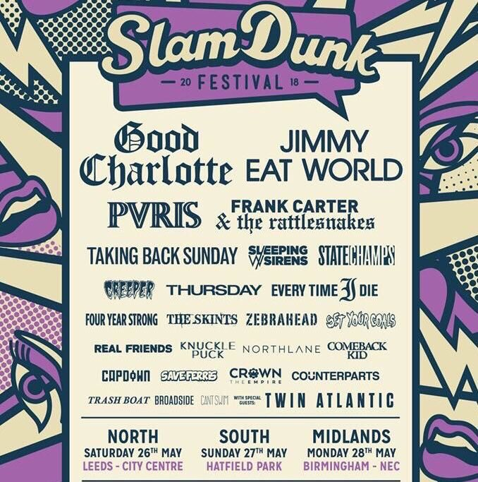 Slam Dunk (@SlamDunkMusic)